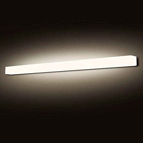 LED Makeup Mirror Front Light, 20W 1900-2000Lumen Bathroom Wall Lamp Fixture Vanity Lighting Waterproof (46.85 inch - Bathroom Lighting Led