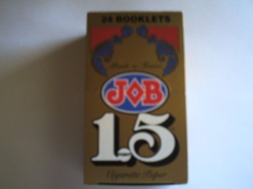 JOB 1.5 Rolling Papers 24 BOOKLETS by JOB