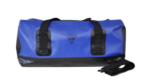 (Seattle Sports Downstream Duffel Bag, Medium - Blue )