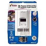 Nighthawk™ Plug-in Carbon Monoxide & Explosive Gas Alarm with Digital Display KN-COEG-3