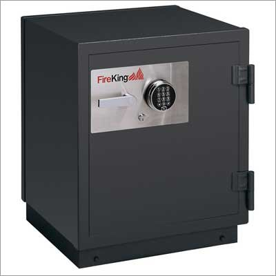 FireKing KR Series 2 Hour Fire & Burglary Rated Records Safe KR2021-2 (Records Rated Safes)