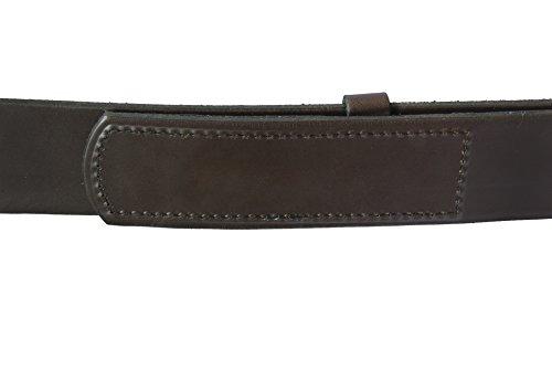 No Scratch Buckle Belt (The Original Mechanics Belt, No Scratch, Genuine Leather, 1.5
