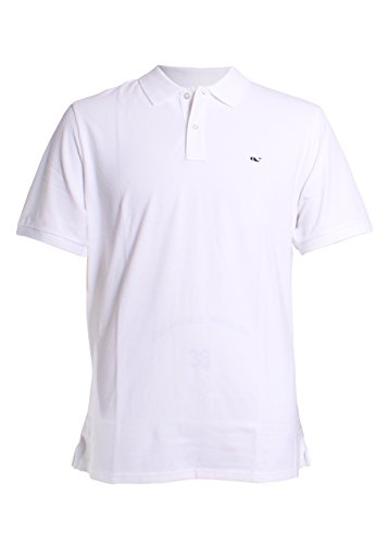 Vines HTH Stretch Pique Polo XL White (Pique Stretch Cap)