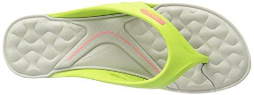 Rider Women's Monza II Flip Flop Green/Grey BLwGrLsF