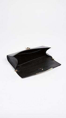 Women's Ferragamo Salvatore Nero Gancini Mini Bag Icon z1BqxwBf