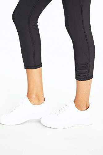 Jessica Simpson Sportswear Movement Capri Legging, Meteorite, Medium