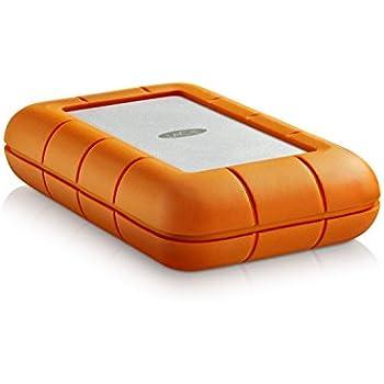 LaCie Rugged RAID Thunderbolt & USB 3.0 Mobile Hard Drive 4TB (9000601)