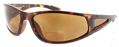 Fiore Oceanside Polarized Bifocal Sunglasses Readers Invisible - Readers Polarized Bifocal Sunglass