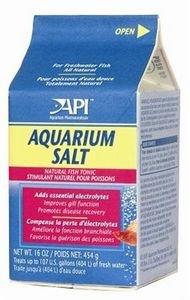Aquarium Salt 16oz