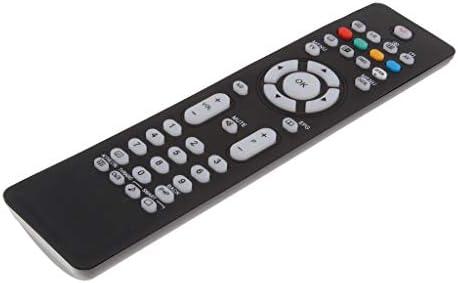 F Fityle Repuesto de Teclado Control Remoto RM-719C para Philip TV ...