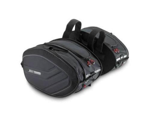 Par Bolsos Maletas Laterales Soffici EA 100 (Ex T492) 40 Lt GIVI Moto: Amazon.es: Coche y moto