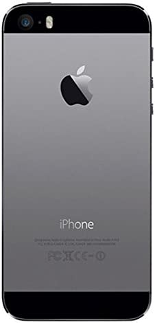 iPhone 5S - Smartphone libre 4G (pantalla de 4 pulgadas, iOS 7 ...