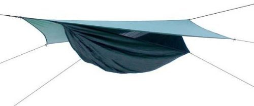 Expedition Asym by Hennessy Hammocks with Zipper (2 lbs 12 oz), Outdoor Stuffs