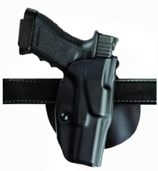 Safariland Glock 34, 35 6378 ALS Concealment Paddle Holster (STX Black  Finish)