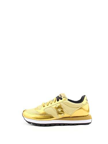 Original Saucony Gold Beige Femme Daim Jazz En Sneakers Chaussures Baskets 1qp0Af
