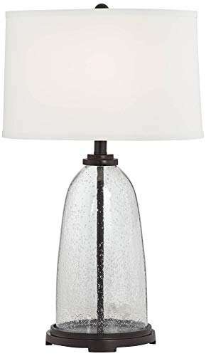 Emerson Dark Bronze Fillable Table Lamp (Lamps To Fill With Shells)