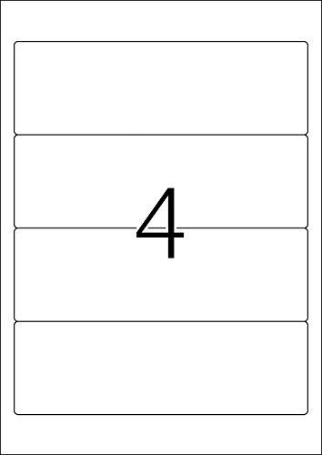 Herma 4298 Farbige Ordnerrücken Etiketten blau, blickdicht, blickdicht, blickdicht, breit kurz (192 x 61 mm) 400 Ordneretiketten, 100 Blatt DIN A4 Papier matt, bedruckbar, selbstklebend B000M22GQW Akten-Etiketten Bestseller ffc363