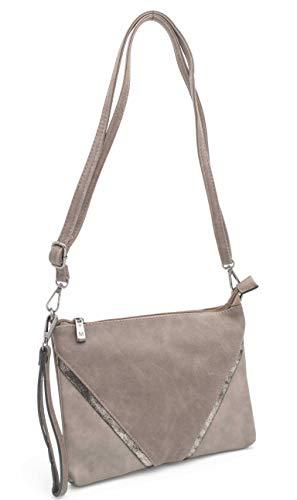 Cruzados Para Azul Vogue Marrón Bolso amp; Bag Hello Mujer Mode Marino By wpfZC