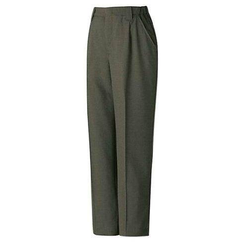 (Horace Small NP2105 Women's Tropical Dress Trouser Earth Green 6W x Unhemmed Regular)