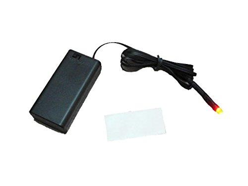 D-yun Fake CAR Motor Alarm No Wiring Only Led Flash
