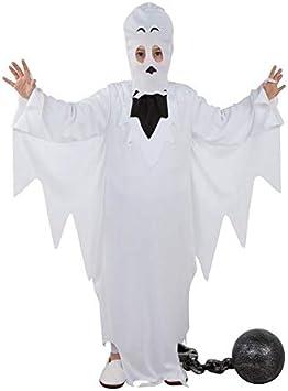 DISBACANAL Disfraz Fantasma niño - -, 10 años: Amazon.es: Juguetes ...