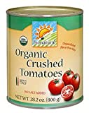 Bionaturae Organic Crushed Tomatoes -- 28.2 oz