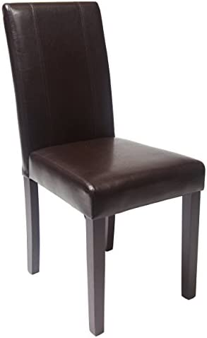 home, kitchen, furniture, kitchen, dining room furniture,  chairs 7 image Roundhill Furniture Urban Style Solid Wood Leatherette Padded promotion