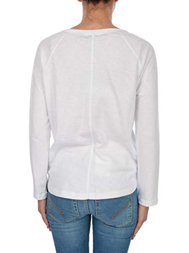 In Wwfel1018 Woolrich White felpa Cotone q4AXf