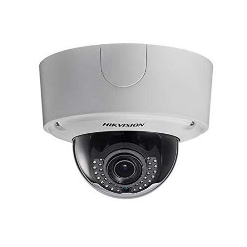 - HIKVISON US VERSION DS-2CD4585F-IZH 4K Smart IP Outdoor Dome Camera 8 mp Lens 2.8-12mm @ F1.4
