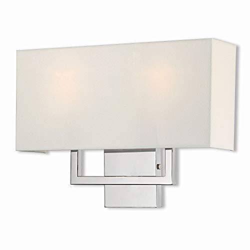 - Livex Lighting 50991-05 Contemporary Design ADA Wall Sconce
