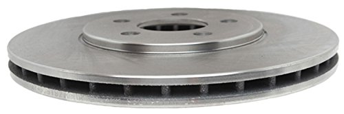 ACDelco 18A888A Advantage Non-Coated Front Disc Brake Rotor