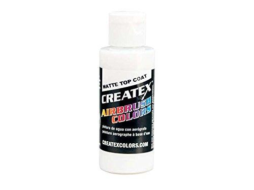 (Createx 120ml Clear Coat Additive - Clear)