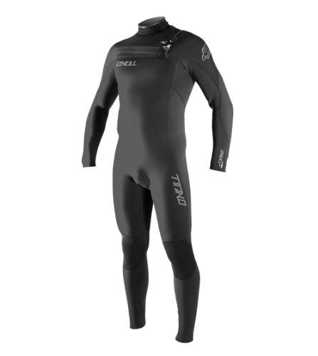 UPC 603731912552, O'Neill Superfreak FZ 4/3 Full Wetsuit (Black, Larget Tall)