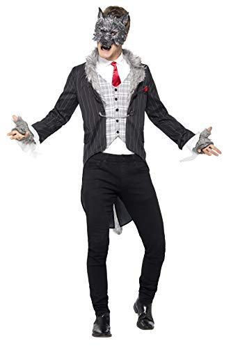 Big Bad Wolf Costume Deluxe]()