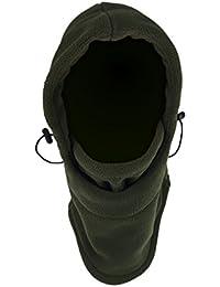 Fleece Balaclava/Hooded Face Mask/Neck Warmer/Ski & Snowboard Mask/Wind Protector/Multipurpose Cold Weather Gear...