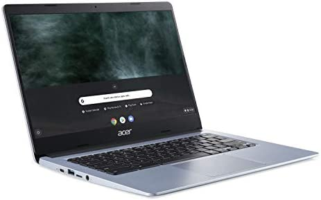 "Acer Chromebook 314, Intel Celeron N4000, 14"" Full HD Display, 4GB LPDDR4, 64GB eMMC, Gigabit WiFi, Google Chrome, CB314-1H-C884 WeeklyReviewer"