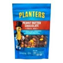 Planters Trail Mix Energy Mix (Planters Peanut Butter Chocolate Trail Mix, 6 Ounce -- 12 per case.)