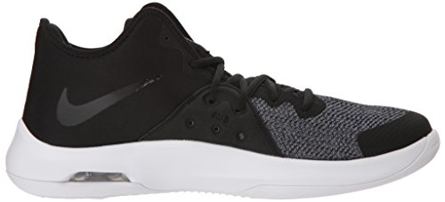 Grey Nike Multicolore White Basketball black 001 Iii Dark Air Mixte Adulte De Chaussures Versitile qF7fwrCq