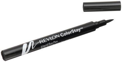 Pack of 2-Revlon ColorStay Liquid Eyeliner Pen 01 Blackest B