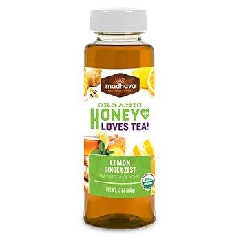 Madhava Honey Honey Lemon Ginger