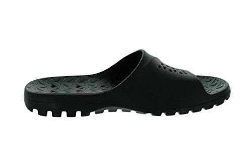 Nike Men's Jordan Super.Fly Team Slide Basketball Shoes, Red Nero / Bianco / Nero (Nero / Bianco-nero)