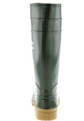 Albatros Nitril-Gummistiefel grün - Gr. 45