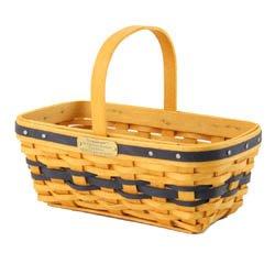 Longaberger Collector Club Miniature Easter Basket