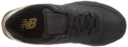 Entrainement Chaussures 574 Femme New Noir de Balance Running Black Ep6qX6