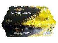 Original Strongbow Pear Cider 24x 500ml - Birnen-Cider