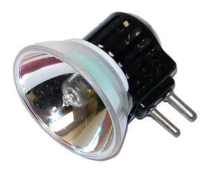 SYLVANIA 54411 - DNF - Stage and Studio - 8mm - MR18 - 150 Watt Light Bulbs - 21 Volts - GX7.9 Base - 3400K (Gx7.9 Base)