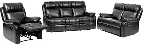 FDW Recliner Sofa Set Sectional Sofa for Living...