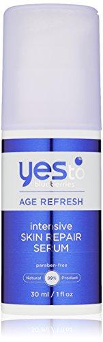 Yes To Blueberries Intensive Skin Repair Serum, 1-Fluid Ounce