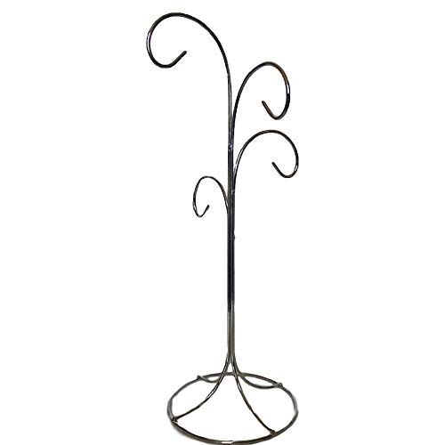 (BANBERRY DESIGNS 4 Arm Ornament Stand 13