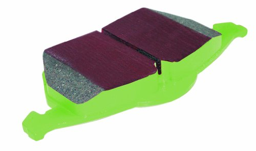 EBC Brakes DP62060 6000 Series Greenstuff Truck and SUV Brake Pad by EBC Brakes
